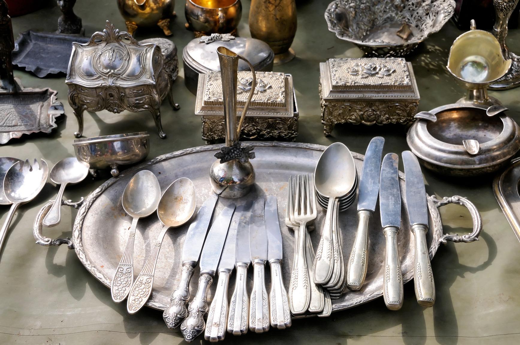 Antique-Silverware